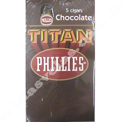 Charuto Titan Chocolate