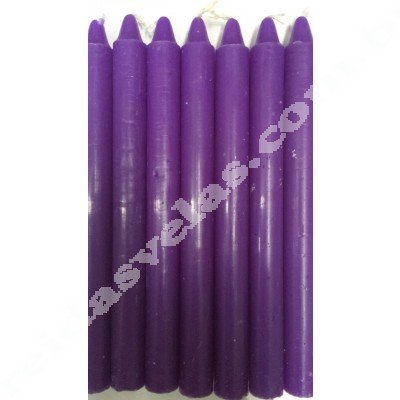 Vela Palito Violeta - 1 Kg